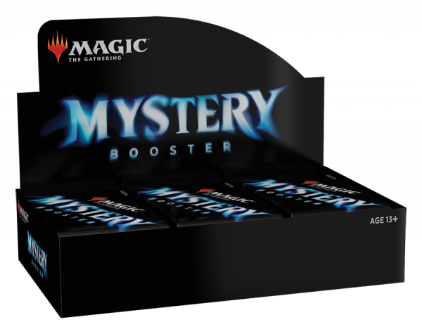 Mystery Booster - Booster Display (ENG)