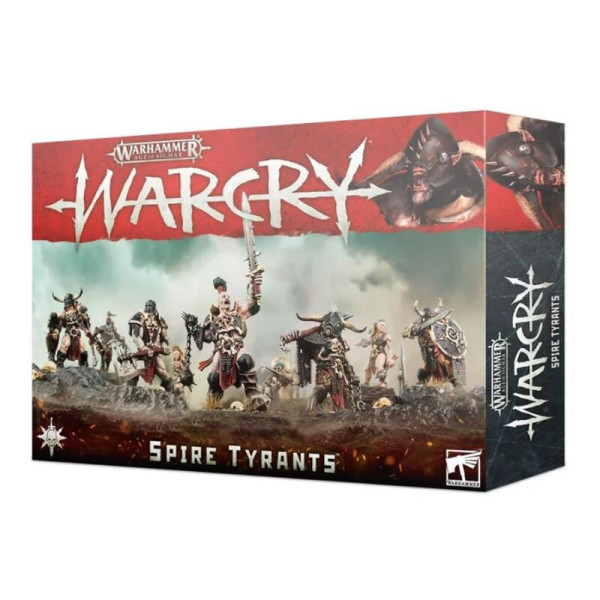 WARCRY: SPIRE TYRANTS (111-26)