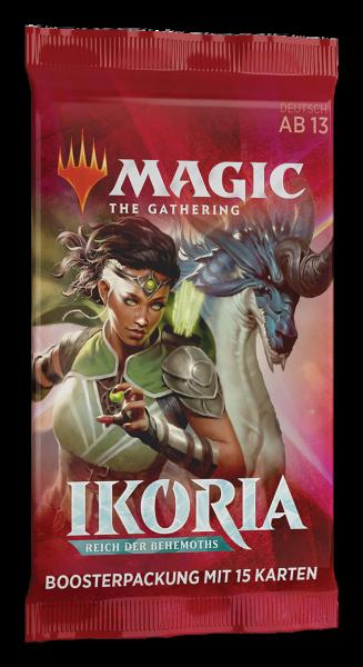 Ikoria Lair of Behemoths - Draft Booster (ENG)