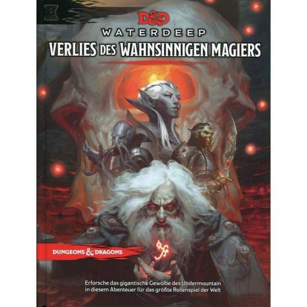 D&D: Waterdeep: Das Verließ des wahnsinnigen Magiers
