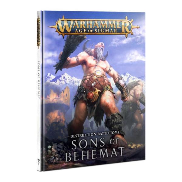 BATTLETOME: SONS OF BEHEMAT (HB) (ENG) (93-01)