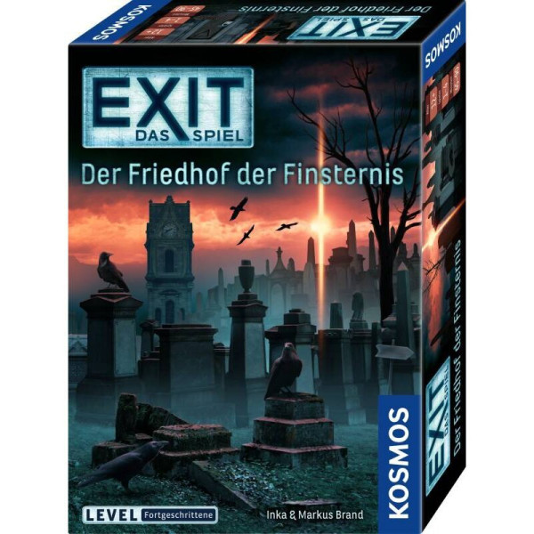 EXIT - Der Friedhof der Finsternis (Fortgeschrittene)