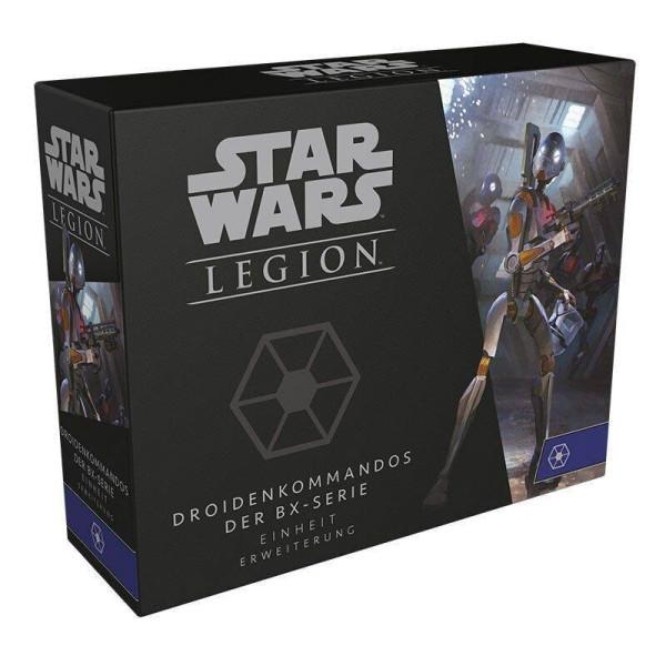 Star Wars: Legion - Droidenkommandos der BX-Serie
