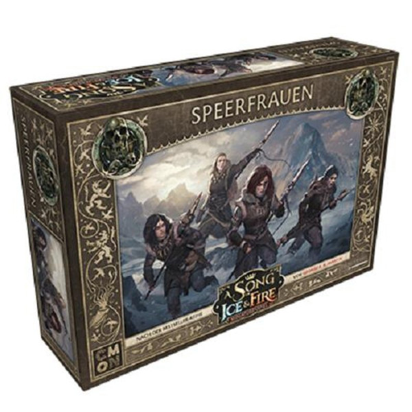 A Song of Ice & Fire - Speerfrauen