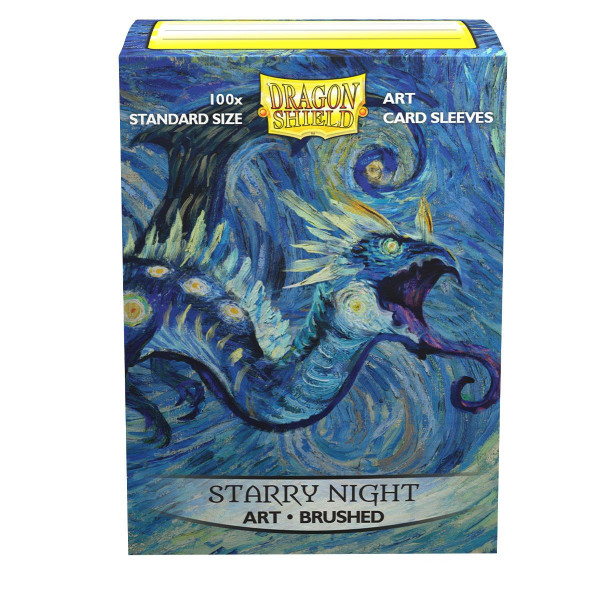 "Dragon Shield: ART Sleeves Classic ""Starry Night"""