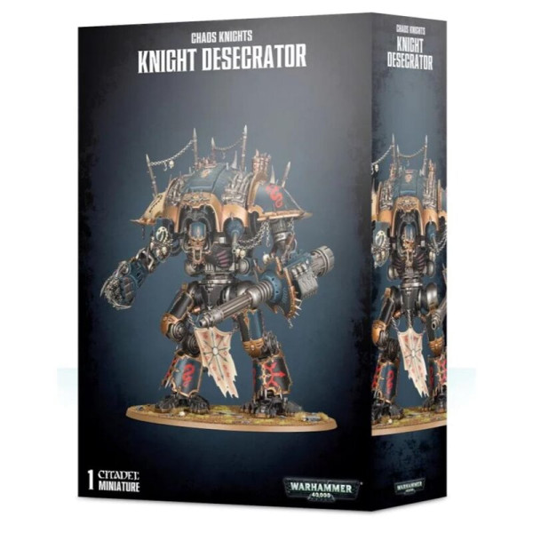 CHAOS KNIGHTS: KNIGHT DESECRATOR (43-66)