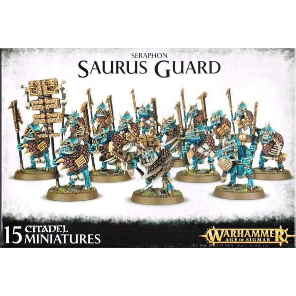 SERAPHON SAURUS GUARD (88-12)