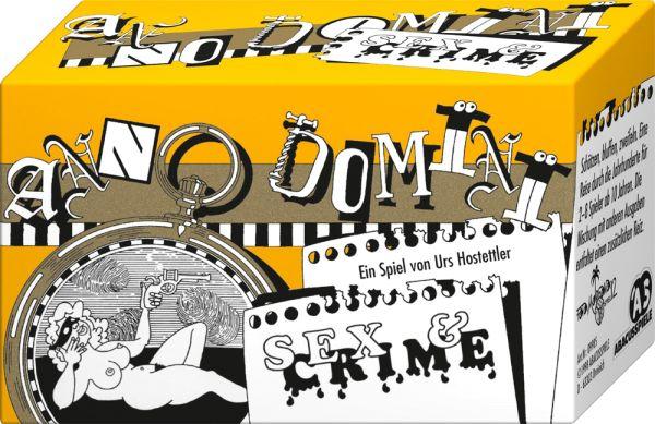 Anno Domini Sex & Crime