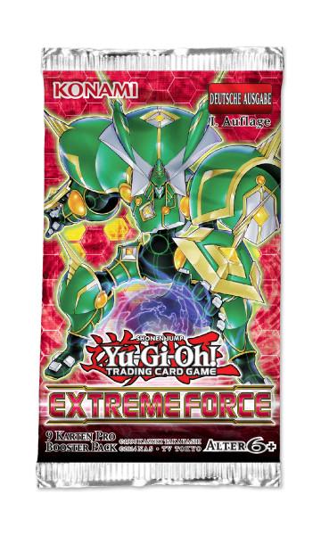 Extreme Force - Booster (DEU) 1. Auflage