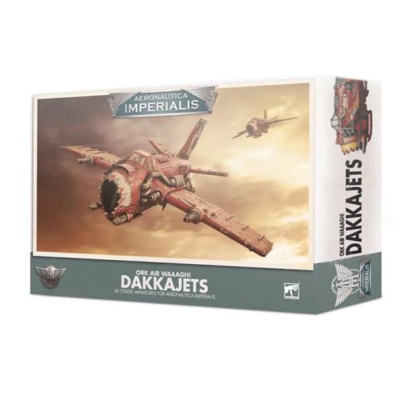 A/IMPERIALIS: ORK AIR WAAAGH! DAKKAJETS (500-14)