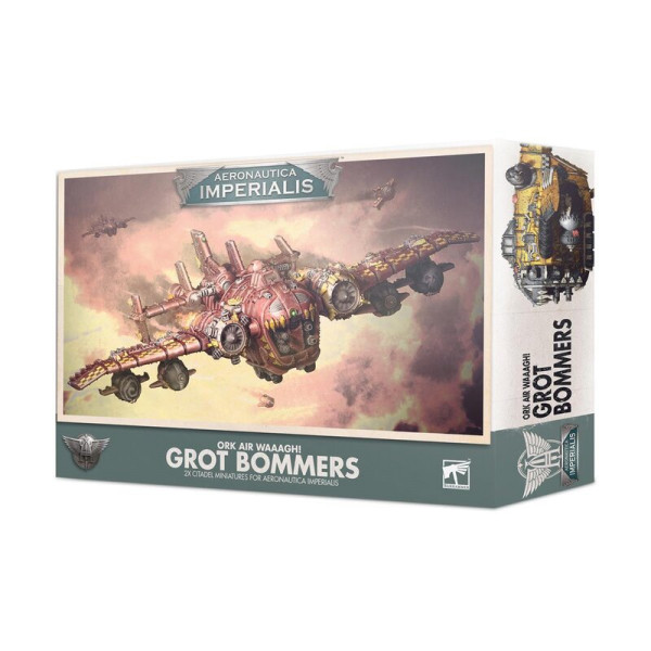 A/I ORK AIR WAAAGH! GROT BOMMERS (500-19)