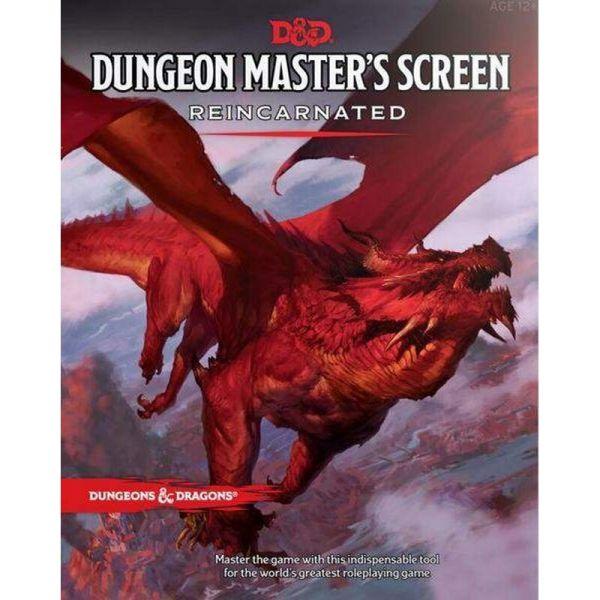 D&D Dungeon Master s Screen - Deutsche Ausgabe