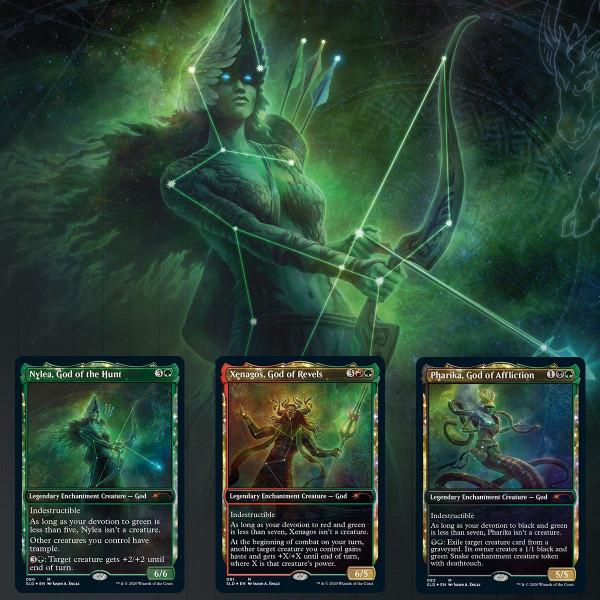 Secret Lair - Theros Stargazing Vol 5 (ENG)