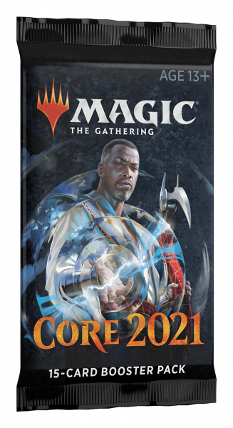 Core 2021 - Draft Booster (ENG)