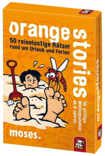 black stories Junior orange stories