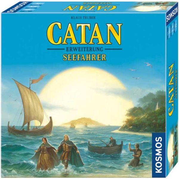 Catan - Seefahrer 3-4 Spieler