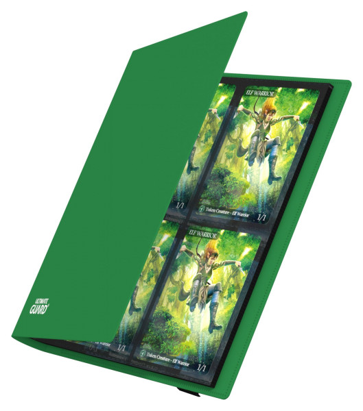 4-Pocket FlexXfolio Green