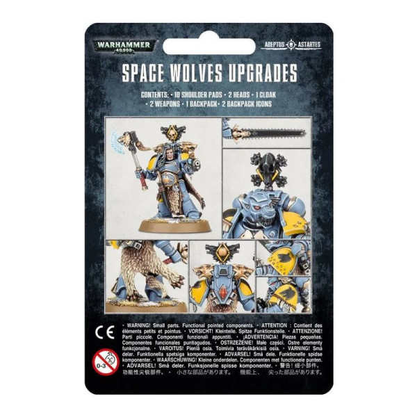 SPACE WOLVES UPGRADES (53-80)