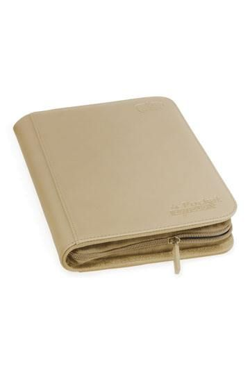 4-Pocket ZipFolio XenoSkin™ Sand