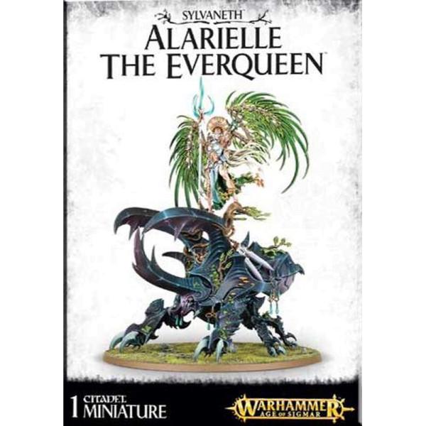 SYLVANETH ALARIELLE THE EVERQUEEN (92-12)