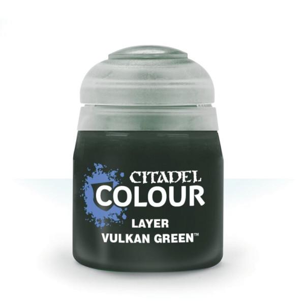 LAYER: VULKAN GREEN (12ML) (22-90)