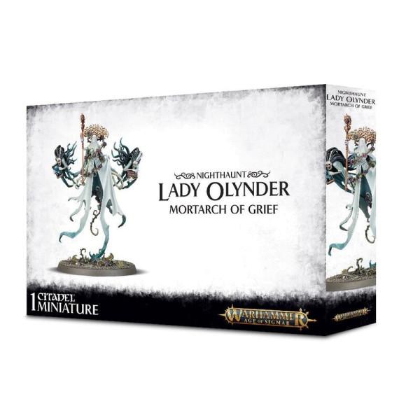 NIGHTHAUNT LADY OLYNDER (91-25)