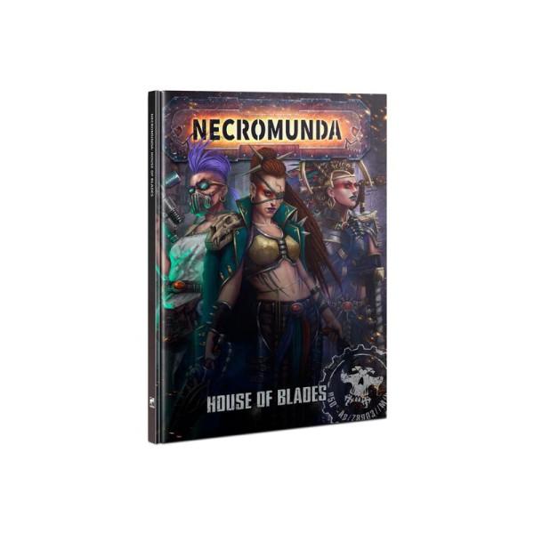 NECROMUNDA: HOUSE OF BLADES (ENG) (300-53)