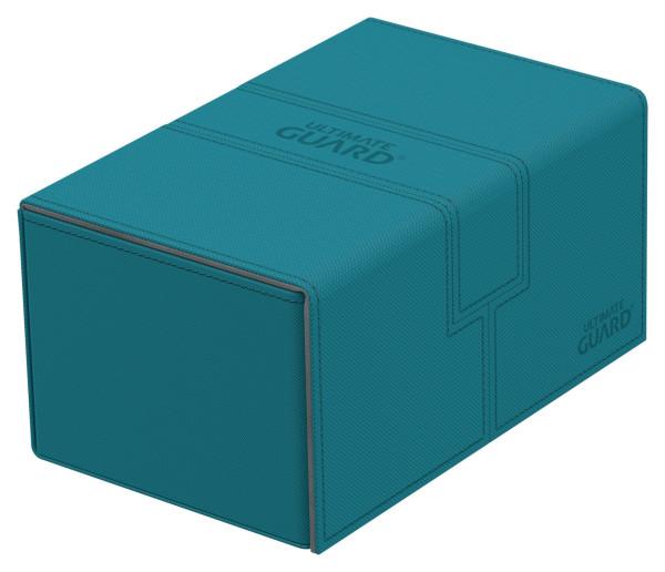 Twin Flip´n´Tray Deck Case 160+ Standard Size XenoSkin™ Petrol