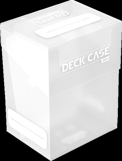 Deck Case 100+ Standard Size White