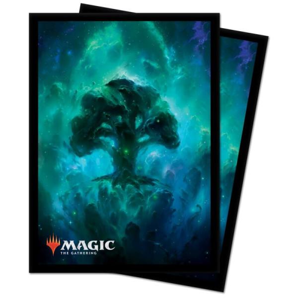 MtG Sleeves - Celestial Forest
