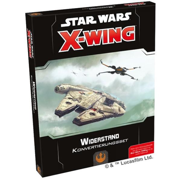 Star Wars: X-Wing 2.Ed. - Widerstand Konvertierungsset