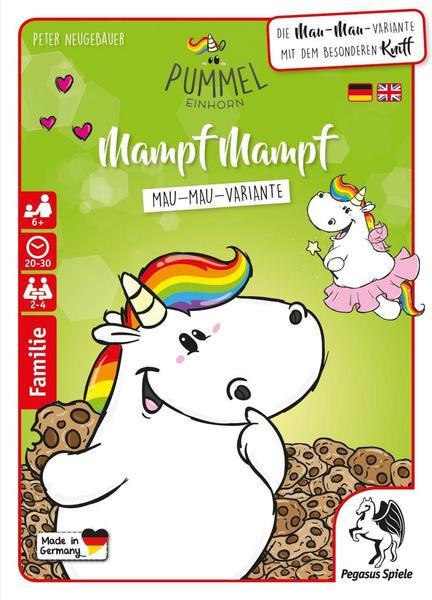 Pummeleinhorn - Mampf Mampf (MauMau)
