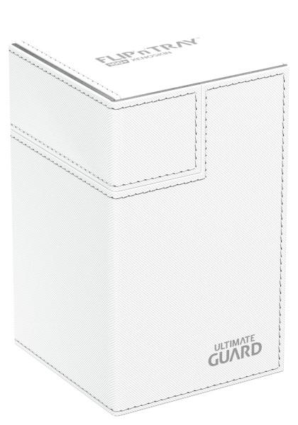 Flip´n´Tray Deck Case 100+ Standard Size XenoSkin™ White