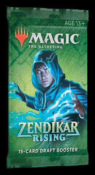 Zendikar Rising - Draft Booster (ENG)