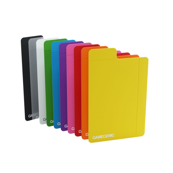 Gamegenic - Card Dividers Multicolor