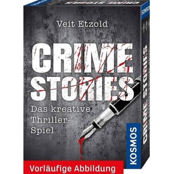 Veit Etzold - Crime Stories