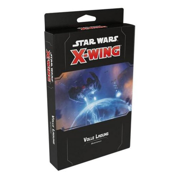 Star Wars: X-Wing 2.Ed. - Volle Ladung