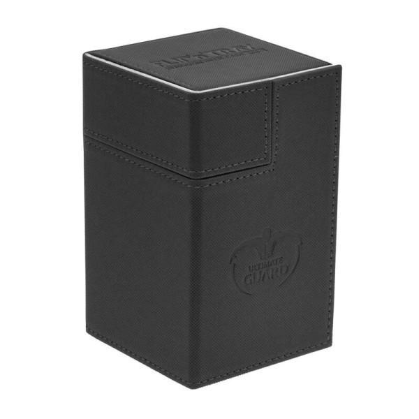 Flip´n´Tray Deck Case 100+ Standard Size XenoSkin™ Black