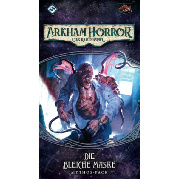 Arkham Horror: LCG - Die Bleiche Maske Mythos-Pack (Carcosa-4)