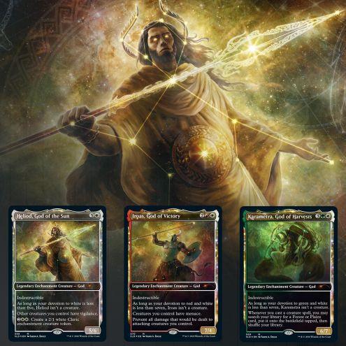 Secret Lair - Theros Stargazing Vol 1 (ENG)