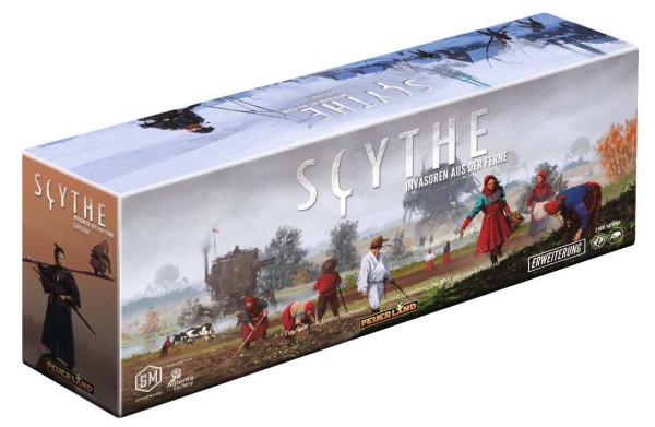 Scythe: Invasoren aus der Ferne