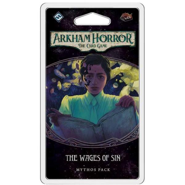 Arkham Horror: LCG - Der Sünde Lohn Mythos-Pack (Der-gebrochene-Kreis-2)