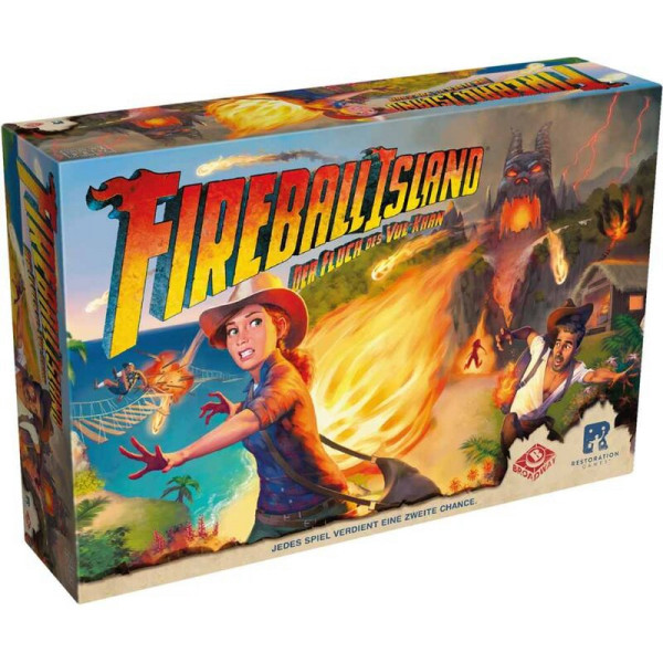 Fireball Island: Der Fluchs Vul-Khan