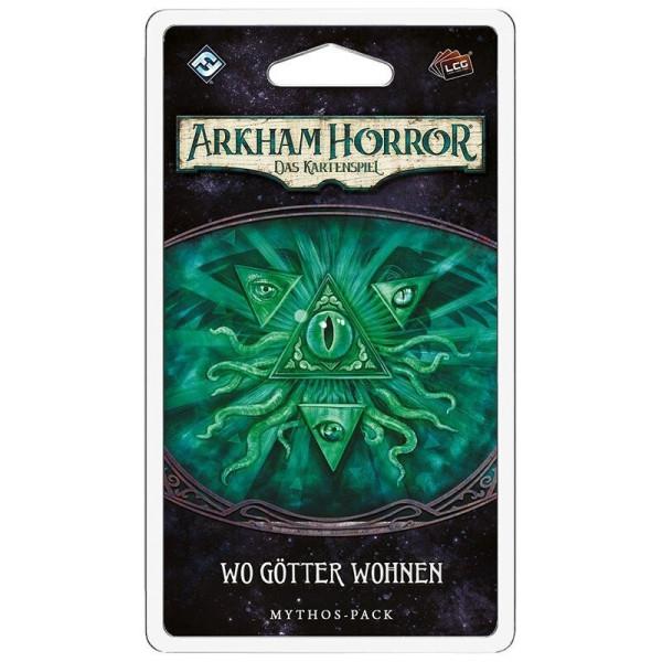 Arkham Horror: LCG - Wo Götter wohnen Mythos-Pack (Traumfresser-5)