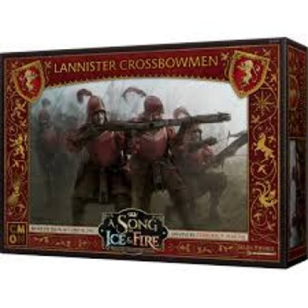 A Song of Ice & Fire - Lannister Crossbowmen