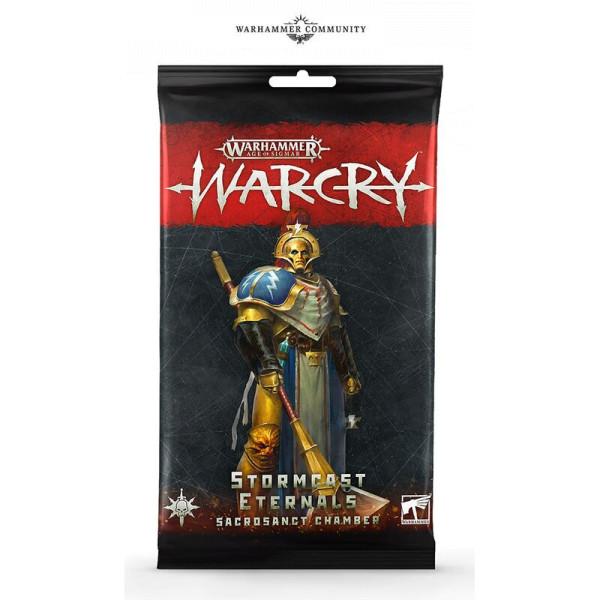 WARCRY: S/E SACROSANCT CHAMBER CARDS (111-53)