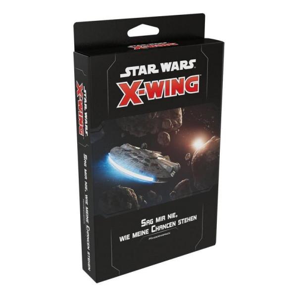 Star Wars: X-Wing 2.Ed. - Sag mir nie wie meine Chancen stehen