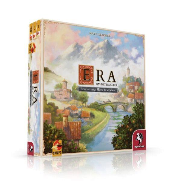 ERA Das Mittelalter Flüsse & Straßen