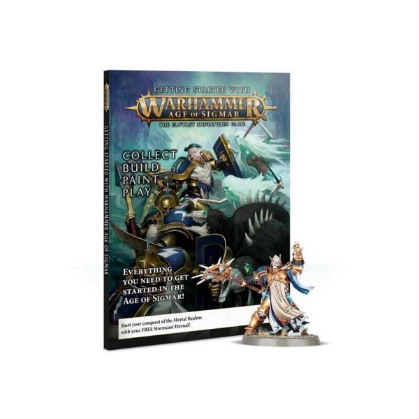 Games Workshop EINSTEIGER-LEITFADEN: W/H AGE OF SIGMAR (80-16) 71