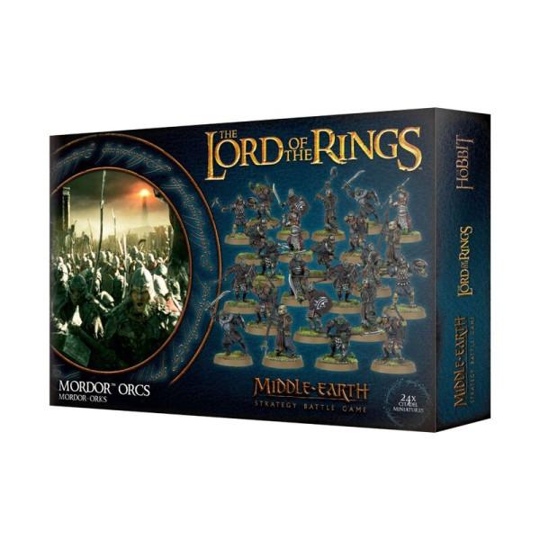 LOTR: MORDOR-ORKS (30-33)